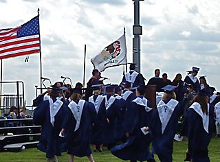 Oswego East Graduation
