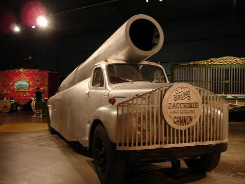 Circus Cannon