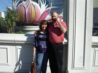 Chuck and Paula Do Vegas