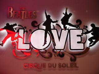 Cirque Du Soleil Love