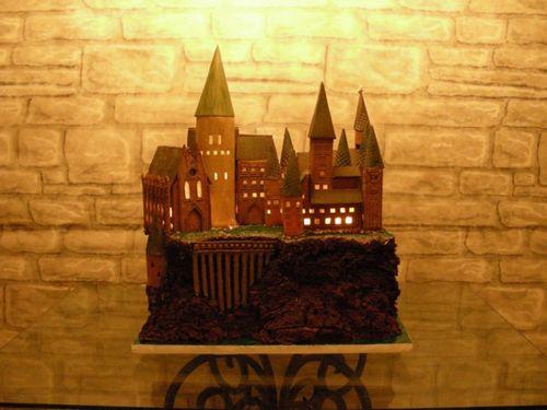 Hogwarts by Britta 3