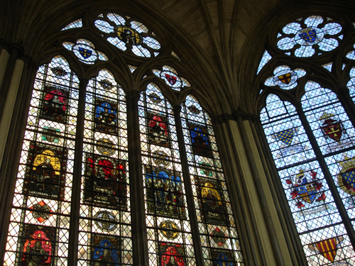 Westminster Abbey Windows