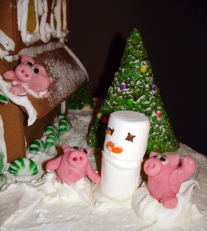 Gingerbreadanimals