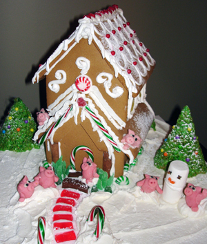 Gingerbreadchalet