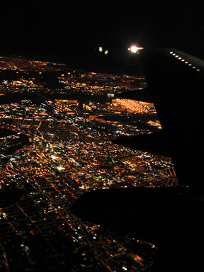 Newark_at_night